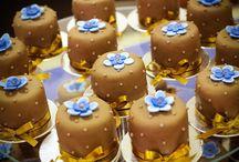 mini bolos decorados
