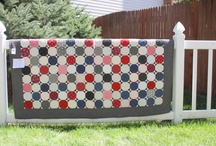 snowball quilts / by Ina