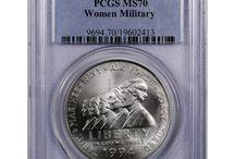 PCGS Commemorative Medals