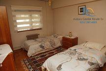 Ankara 'da Konaklama 0312 2856005