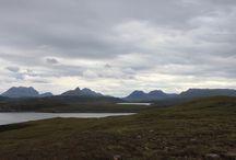 Amazing Highlands, Scotland / Beautiful Assynt
