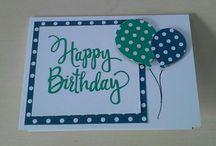 Stampin Up Happy Birthday Gorgeous