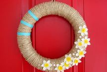 wreaths / by Laura Mize