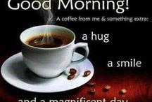 COFFEE ... Good Morning