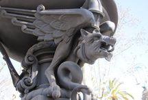 Barcelona Dragons / There are plenty of dragons hidden in Barcelona, have you seen them all? // Hay muchos dragones escondidos por Barcelona, ¿Los has visto todos? // Hi ha molts dracs amagats per Barcelona, els has vist tots?