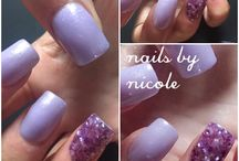 Nails by Nicole / I'm currently studying nails at college so I'm going to be doing mobile nails for extra practice both from home and mobile! Prices starting from £10