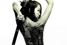 yakuza woman