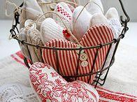 serca z tkaniny
