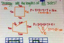 mathematics-area, perimeter