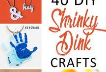Shrinky Dink