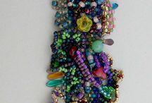 Freeform Peyote / Interesting beadwork