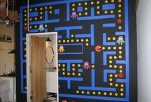 nico's room / by Charlotte Wilkins