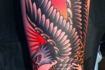 Eagle tatoo