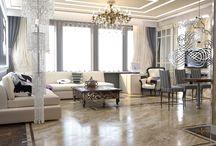 Interior Design Olga Akkel