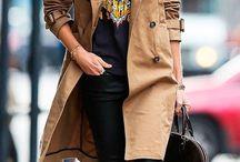 treanch coat