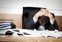 Work Stress / by Psychologically Healthy Workplace Program