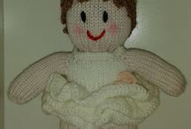 Finished Projects / Completed Knitted and Crocheted items.