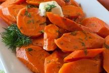Veggies: Carrots