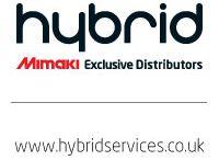 Hybrid Services / Hybrid is the exclusive UK & Irish Mimaki Distributor