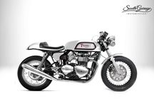 Triumph Motocycles / Just photographs of Triumph Motorcycles / by Reed Pike