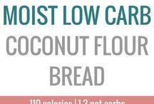 Banting Bread