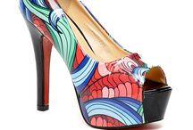 High on Heels !!