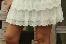 fusta dantelă