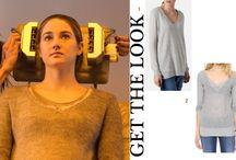 Divergent Movie Costumes & Style