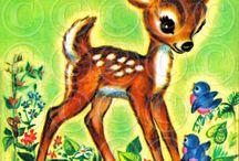 Bambi + friends