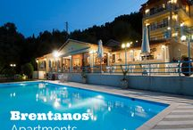 Brentanos Apartments Kerkyra / Brentanos Apartments Kerkyra