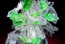 Krystaller og mineraler