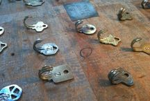 Old keys repurpose