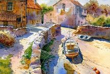 paintings - watercolour - faustino martin gonzalez