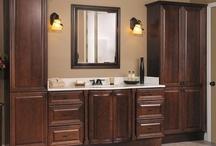 master bathroom ideas / by Genny Revier