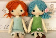 Pretty Handmade / Beautiful Handmade toys, dolls and other beautiful things / by pinksuedeshoe