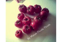 vegetables / Tanta buona verdura, in miniatura