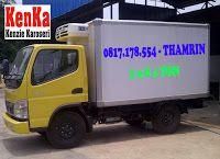 TRUCK BOX FREEZER >> KAROSERI KENKA