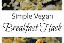 Veg breakfast
