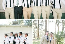 Wedding - The Groom and his men / by Jamie Blow
