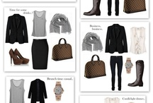 S is for Style :: Winter / Fashion for December, January & February