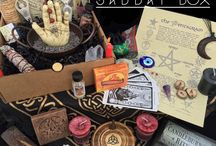Sabbat Box - Discover Items From Previous Sabbat Boxes / Sabbat Box, a subscription box for Pagans, Wiccans and Witches delivered each sabbat. Here you will see previous Sabbat Boxes and the contents within each.