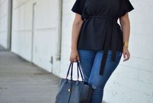curvy style outfits plus size