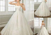 Wedding dress / https://www.facebook.com/onlypickdesign?fref=ts