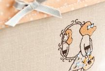 Embroidery / Вышивка в разных техниках
