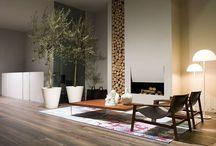 Interior design - Fireplaces