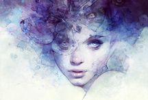 watercolorlike