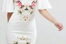 Vestidos  / Ideias de roupas para mulheres