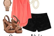 Summer Outfits / by Miranda McCarthy