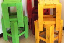 Bricolage palette / Bricolage à base de bois de palettes