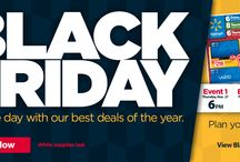 Black Friday Coupons & Deals 2016 / Find the Best Black Friday Deals Daily! November countdown starts soon!